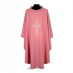 Gothic Chasuble 7150 - Rose