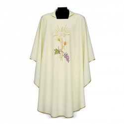 Gothic Chasuble 7151 - Cream