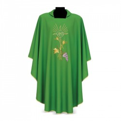 Gothic Chasuble 7152 - Green