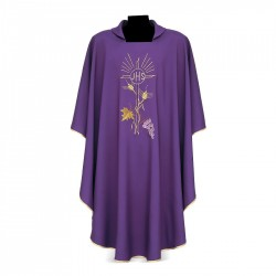 Gothic Chasuble 7153 - Purple