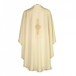 Gothic Chasuble 7155 - Cream