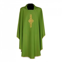 Gothic Chasuble 7156 - Green
