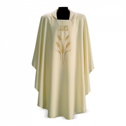 Gothic Chasuble 7159 - Cream
