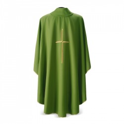 Gothic Chasuble 7160 - Green