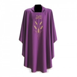 Gothic Chasuble 7161 - Purple