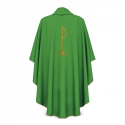 Gothic Chasuble 7168 - Green