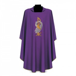 Gothic Chasuble 7169 - Purple