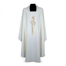 Gothic Chasuble 7171 - Cream