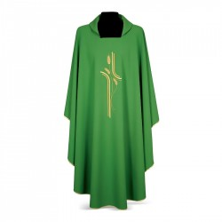 Gothic Chasuble 7172 - Green