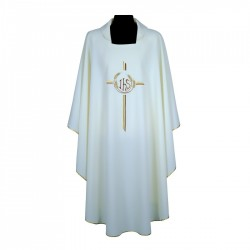 Gothic Chasuble 7175 - Cream