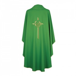 Gothic Chasuble 7176 - Green