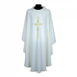 Gothic Chasuble 7179 - Cream