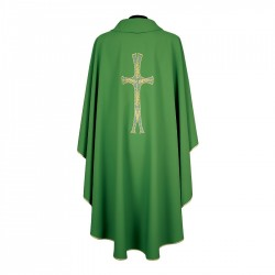 Gothic Chasuble 7180 - Green