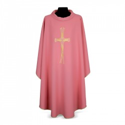 Gothic Chasuble 7183 - Rose