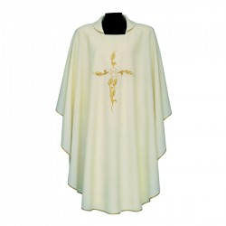 Gothic Chasuble 7188 - Cream
