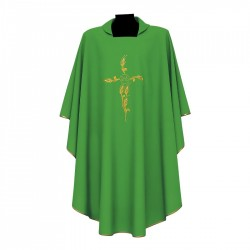 Gothic Chasuble 7189 - Green