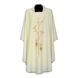 Gothic Chasuble 7196 - Cream
