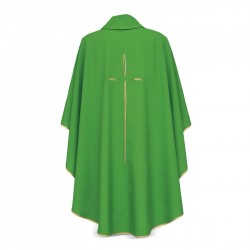 Gothic Chasuble 7197 - Green