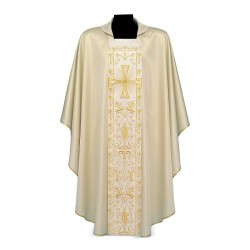 Gothic Chasuble 7200 - Cream