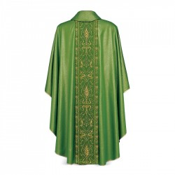 Gothic Chasuble 7201 - Green