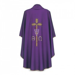 Gothic Chasuble 7210 - Purple