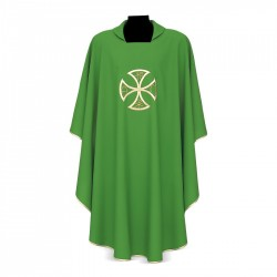Gothic Chasuble 7213 - Green