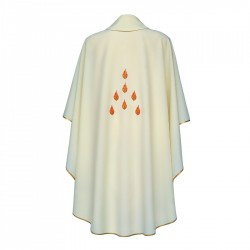 Gothic Chasuble 7217 - Cream