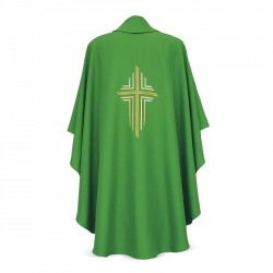 Gothic Chasuble 7223 - Green