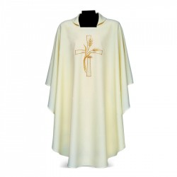 Gothic Chasuble 7226 - Cream