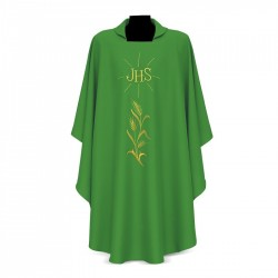 Gothic Chasuble 7233 - Green