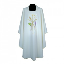 Gothic Chasuble 7240 - Cream