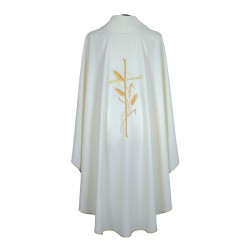 Gothic Chasuble 7244 - Cream