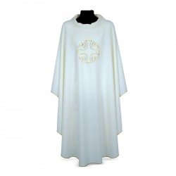 Gothic Chasuble 7253 - Cream