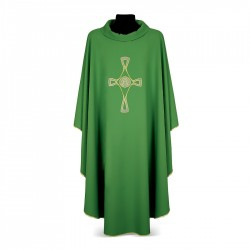 Gothic Chasuble 7261 - Green