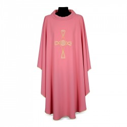 Gothic Chasuble 7264 - Rose