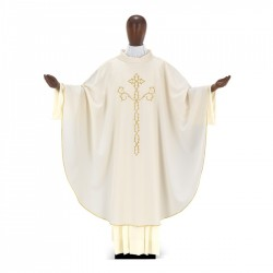 Gothic Chasuble 7266 - Cream