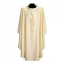Gothic Chasuble 7271 - Cream