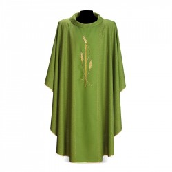 Gothic Chasuble 7272 - Green
