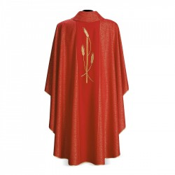 Gothic Chasuble 7274 - Red