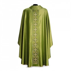 Gothic Chasuble 7276 - Green