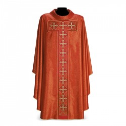 Gothic Chasuble 7278 - Red