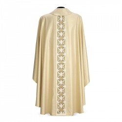 Gothic Chasuble 7279 - Cream