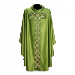 Gothic Chasuble 7280 - Green