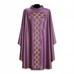 Gothic Chasuble 7281 - Purple