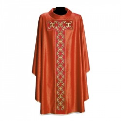 Gothic Chasuble 7282 - Red