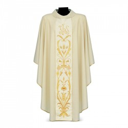 Gothic Chasuble 7292 - Cream