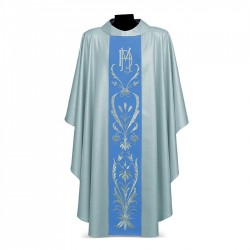 Gothic Chasuble 7301 - Blue