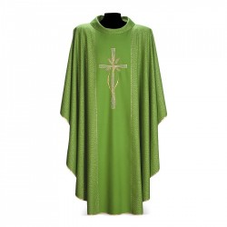 Gothic Chasuble 7303 - Green