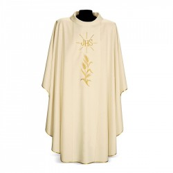Gothic Chasuble 7306 - Cream