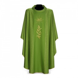 Gothic Chasuble 7307 - Green